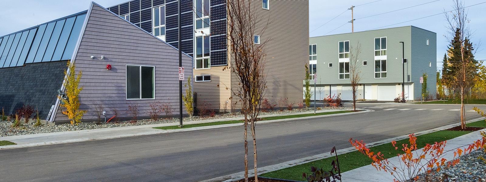 185 Ridgeline Loop, Anchorage, Alaska, 99501, 1 Bedroom Bedrooms, ,1 BathroomBathrooms,Townhome,For Rent,Ridgeline Loop,1032