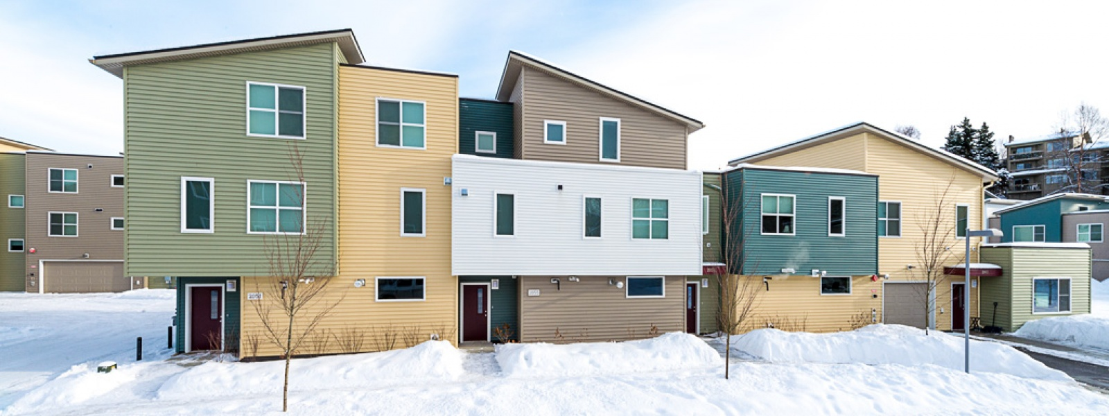 200 20th Avenue, Anchorage, Alaska, 99501, 1 Bedroom Bedrooms, ,1 BathroomBathrooms,Townhome,For Rent,20th Avenue,1038