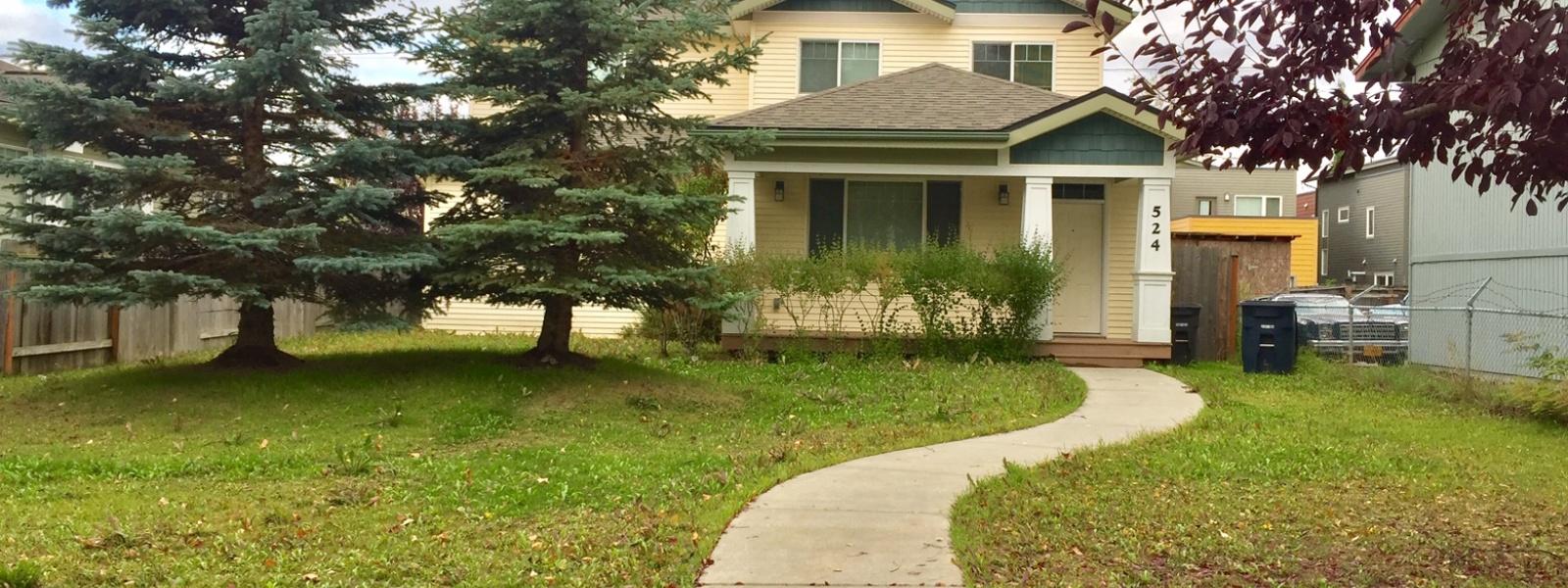 185 Ridgeline Loop, Anchorage, Alaska, 99501, 3 Bedrooms Bedrooms, ,1.5 BathroomsBathrooms,Single Family,For Rent,Ridgeline Loop,1041