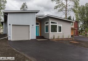 2904 Klamath Drive, Anchorage, 99517, 2 Bedrooms Bedrooms, ,1 BathroomBathrooms,Duplex,For Rent,Klamath Drive,1068