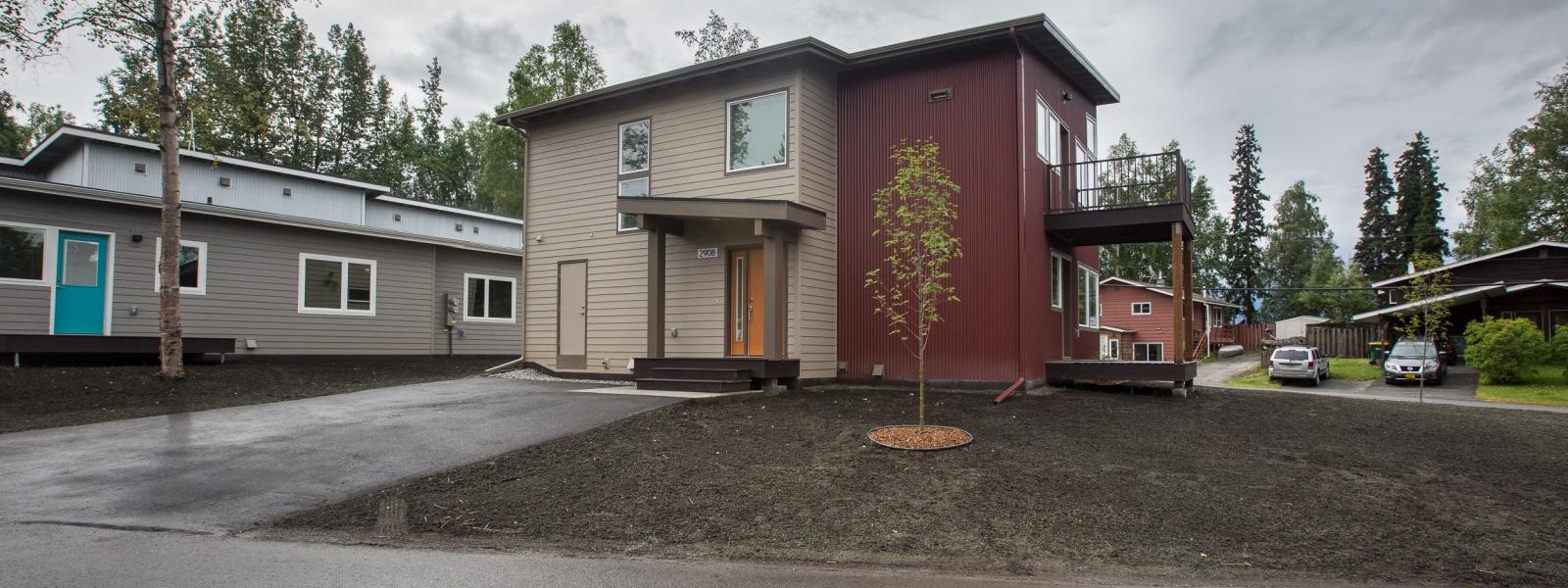 2908 Klamath Drive, Anchorage, 99517, 1 Bedroom Bedrooms, ,1 BathroomBathrooms,Duplex,For Rent,Klamath Drive,1069