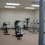Exercise Room Palmer Senior Center