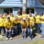 Staff Volunteer work